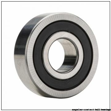 25 mm x 52 mm x 15 mm  SKF S7205 ACD/HCP4A angular contact ball bearings