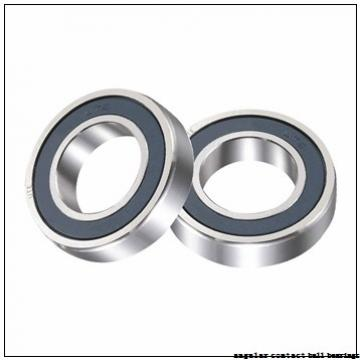 110 mm x 240 mm x 92,1 mm  ISB 3322 A angular contact ball bearings
