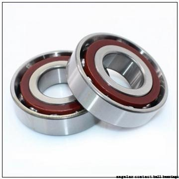 ISO 7415 BDB angular contact ball bearings