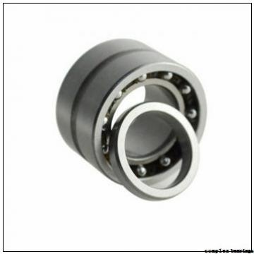 35 mm x 47 mm x 30 mm  ISO NKX 35 Z complex bearings