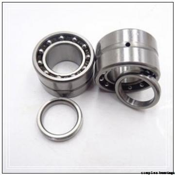 65 mm x 125 mm x 17,5 mm  NBS ZARN 65125 L TN complex bearings