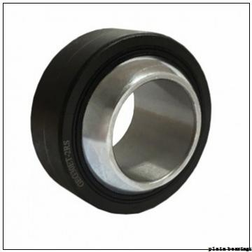 40 mm x 62 mm x 38 mm  ISB GEEM 40 ES 2RS plain bearings