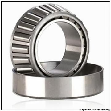 140 mm x 200,025 mm x 42 mm  Gamet 161140/161200XC tapered roller bearings