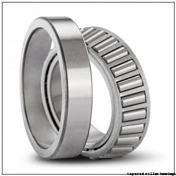 25,4 mm x 60,325 mm x 17,462 mm  FBJ 15578/15523 tapered roller bearings