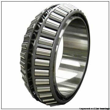 50,8 mm x 117,475 mm x 31,75 mm  Timken 66200/66462 tapered roller bearings