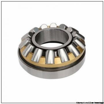 Toyana 81109 thrust roller bearings