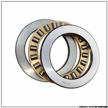 440 mm x 680 mm x 49 mm  ISB 29388 M thrust roller bearings