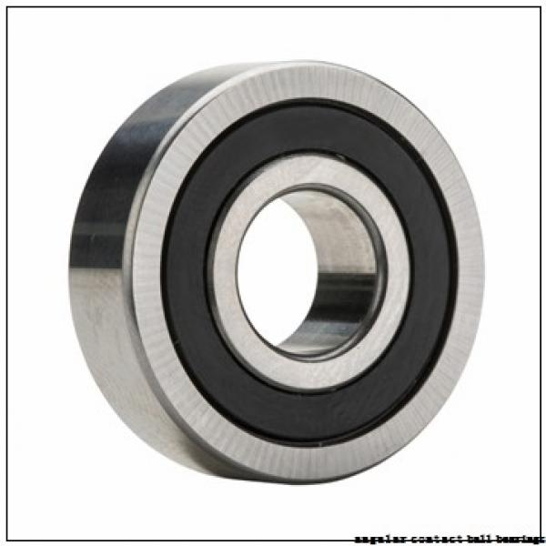 105 mm x 225 mm x 49 mm  NTN 7321DF angular contact ball bearings #2 image