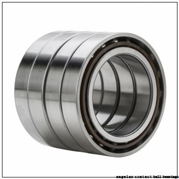 50 mm x 80 mm x 16 mm  SNFA HX50 /S/NS 7CE3 angular contact ball bearings #1 image