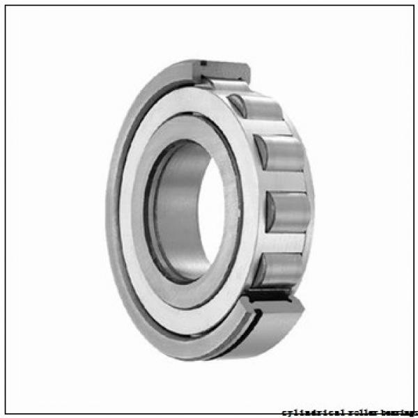 170 mm x 360 mm x 72 mm  FAG NU334-E-M1 cylindrical roller bearings #2 image