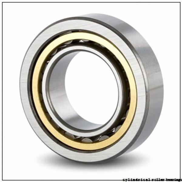 170 mm x 360 mm x 72 mm  FAG NU334-E-M1 cylindrical roller bearings #1 image
