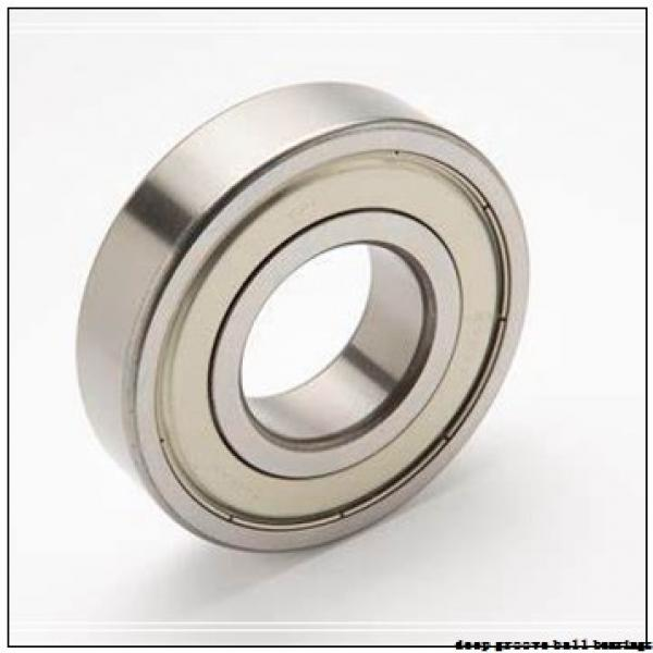 7 mm x 26 mm x 9 mm  NSK 637 ZZ1 deep groove ball bearings #2 image