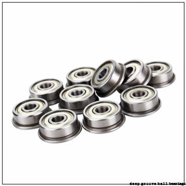 25 mm x 62,02 mm x 17,5 mm  SNR AB12888S05 deep groove ball bearings #1 image