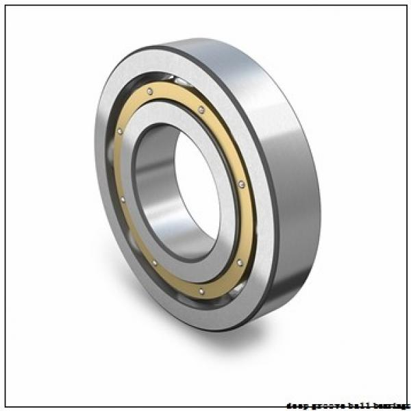 20 mm x 27 mm x 4 mm  ZEN 61704 deep groove ball bearings #3 image